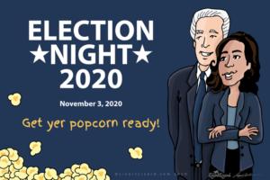 inktober 31 2020 - election day version-01-01